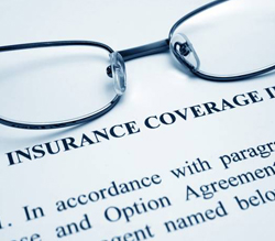 Dental insurance policy documents