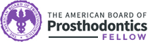 Fellow American Board of Prosthodontics logo